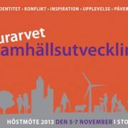 Höstmöte 2013