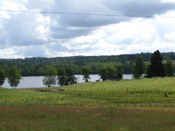 Ramsholmens odlingslandskap, Västergötland