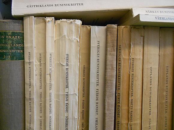 Sveriges runinskrifter