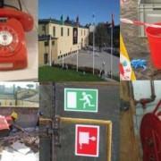 Brandskydd och RVR museer