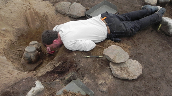 Arkeologidagen 2014