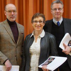 Bild av Lars Amréus, Maria Ågren och Carl Älfvåg