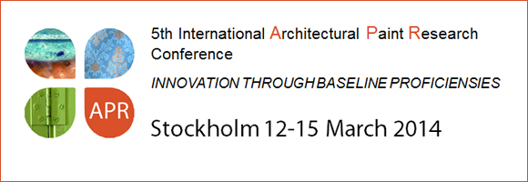 Architectural Paint Research 2014 (APR)