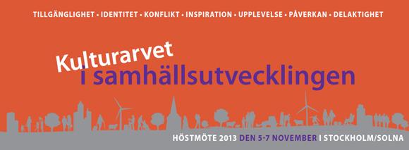 Möteslogo Höstmöte 2013