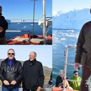 Riksantikvariemöte 2013, Ilulissat, Grönland.