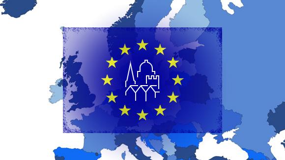 Logotyp European Heritage Days med karta (tif)