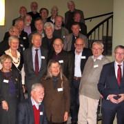 Den 2 december samlades tjugofyra tidigare länsantikvarier och landsantikvarier/länsmuseichefer på Riksantikvarieämbetet