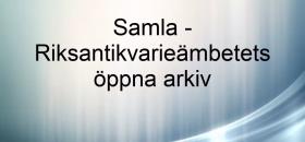 Samla - skärmdump från filmen