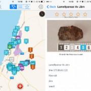 FornMap - en applikation som bygger på data från K-samsök.