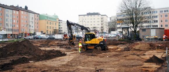 Kvarteret Eddan Linköping.