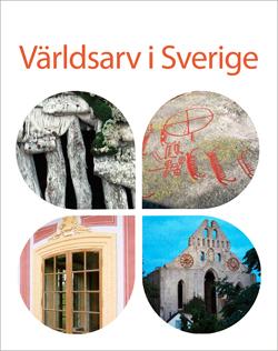 Omslag Världsarv i Sverige