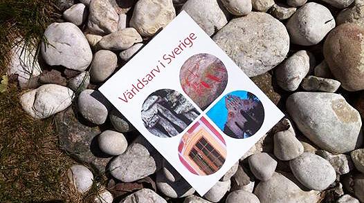 Världsarv i Sverige - tryckt