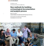 New methods for building archaeological documetation 170px