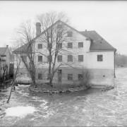 Fyrisån i Uppsala såg ut så här 1902.