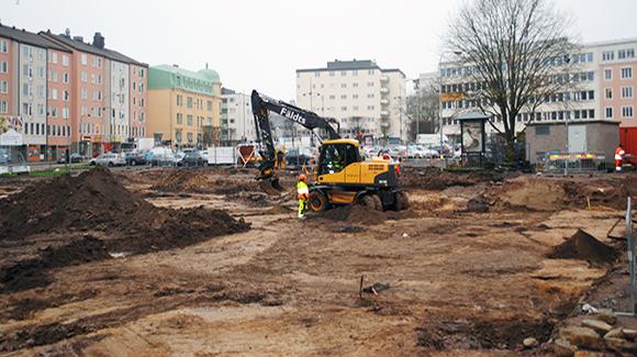 Kvarteret Eddan, Linköping.