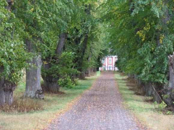 Fullerö slottspark, Västerås