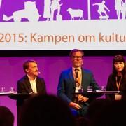 Panelbild från Höstmötet i Solna 2013.