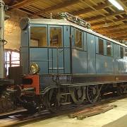 Det äldsta bevarade elektriska loket i Sverige finns på Norrbottens Järnvägsmuseum som i år får del av bidraget till arbetslivsmuseer från Riksantikvarieämbetet