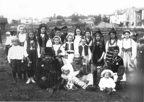 Barnens Dag i Sundbyberg 1903
