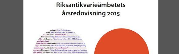 Omslag årsredovisning 2015