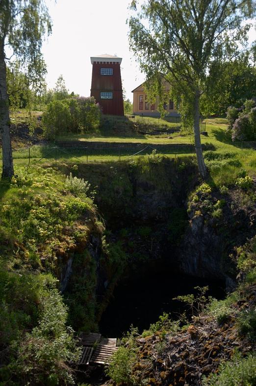 Långbans gruv- och kulturby