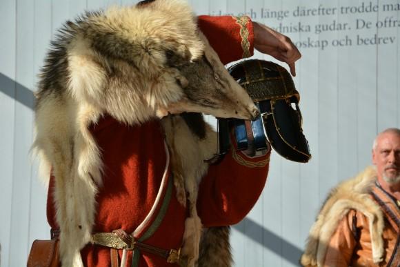 Wulfheodenas besökte museet senast 2013.