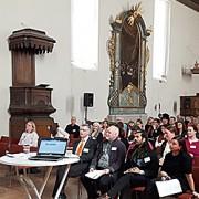 Kyrkoantikvarisk konferens i Stockholm 2-4 maj