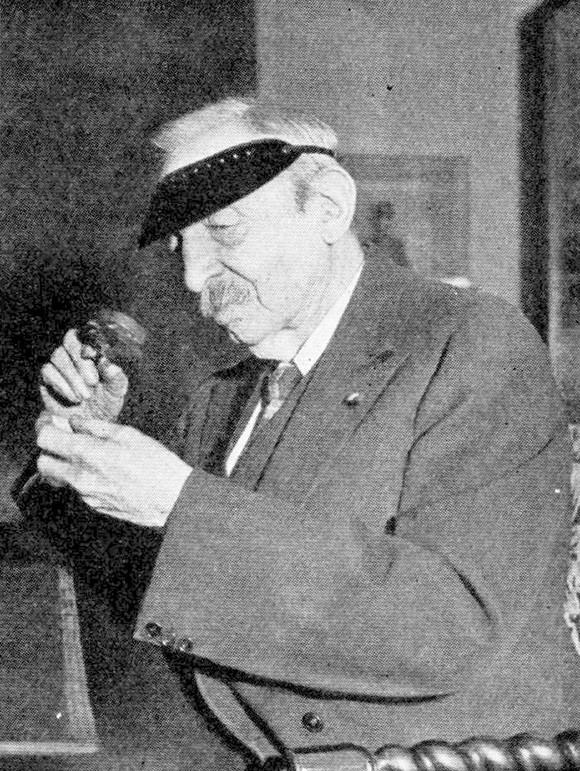Gustav Eisen