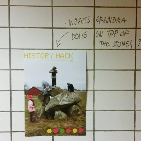 Kreativiteten bubblade när History Hack gick av stapeln i Malmö den 18 augusti.