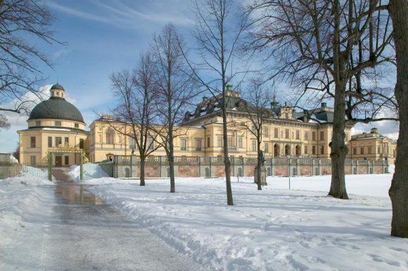 Drottningholm. Världsarv i vintertid.