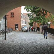 Uppsala, ett av 1 650 riksintressen för kulturmiljön.