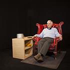 Steven Frank in Studio 2 listbild
