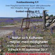 Natur och Kulturarv - miljöer med möjligheter på Öland
