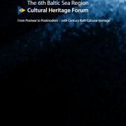 Rapportframsidan_6th Baltic Sea Region Cultural Heritage Forum
