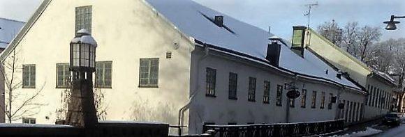 Stadsvakten Nyköpings kulturarvsmuseum.
