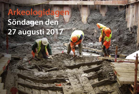 Ett vrak hittades 2001 mitt i Göteborg under ett större vägbygge.