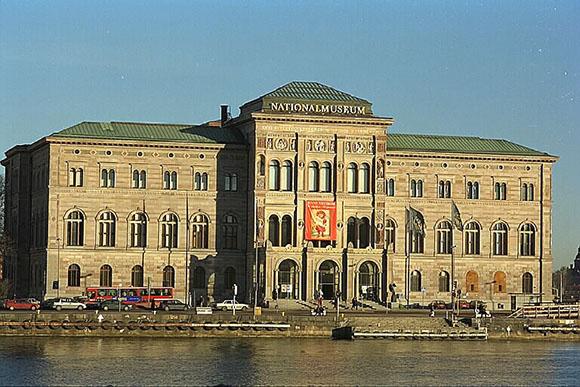 Bengt A Lundberg Det statliga byggnadsminnet Nationalmuseum i Stockholm