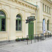 Pumphuset - Uppsalas första vattenverk