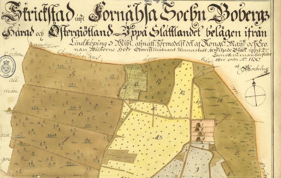 Karta Sverige Frankrike.Historiska Kartor Riksantikvarieambetet