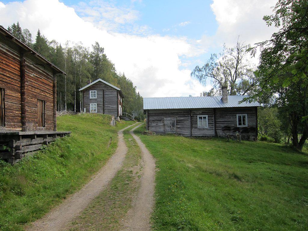 Klimatpåverkan kommer att påverka kulturlandskapet, särskilt i norra Sverige.