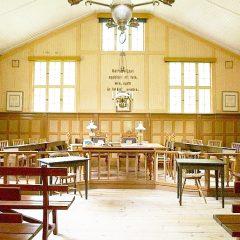 Byggnadsminnet Ishults tingshus, Döderhults församling i Småland.
