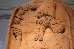 Shamshi-Adad V, Assyrian king 823–811 BC