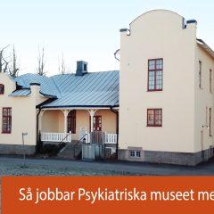 Psykiatriska museet från ovan