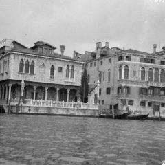 Canal Grande i Venedig 1913.