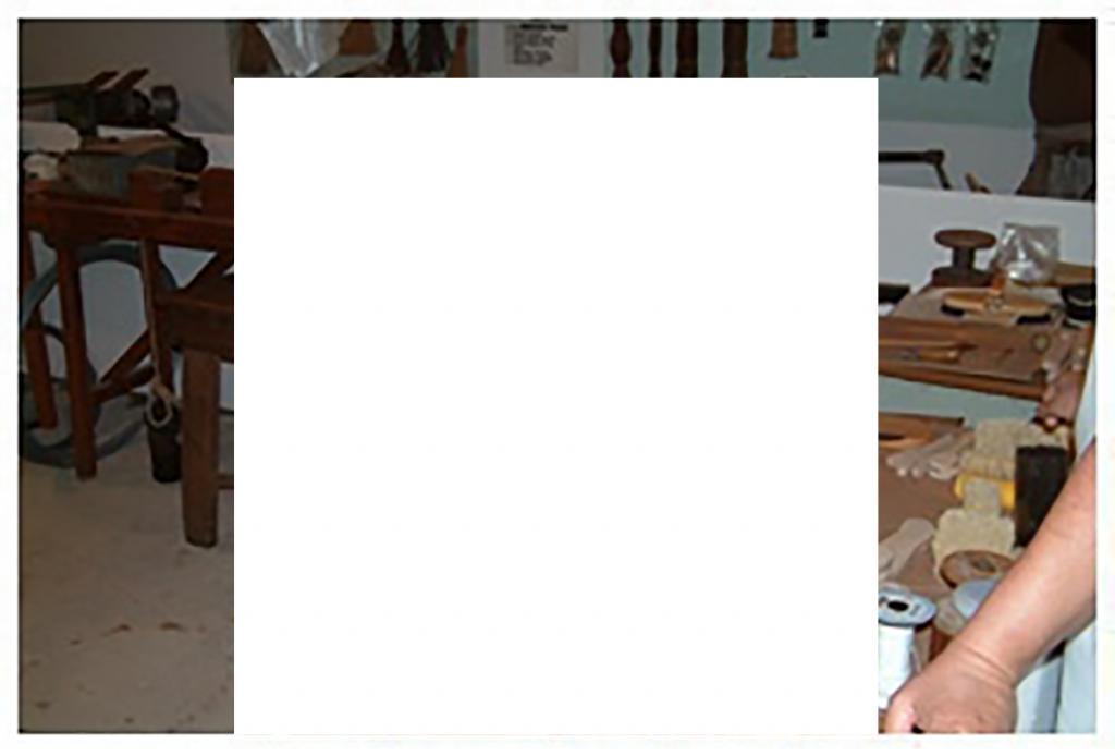 bild som visar vit ruta av det som är mest intressant i bilden