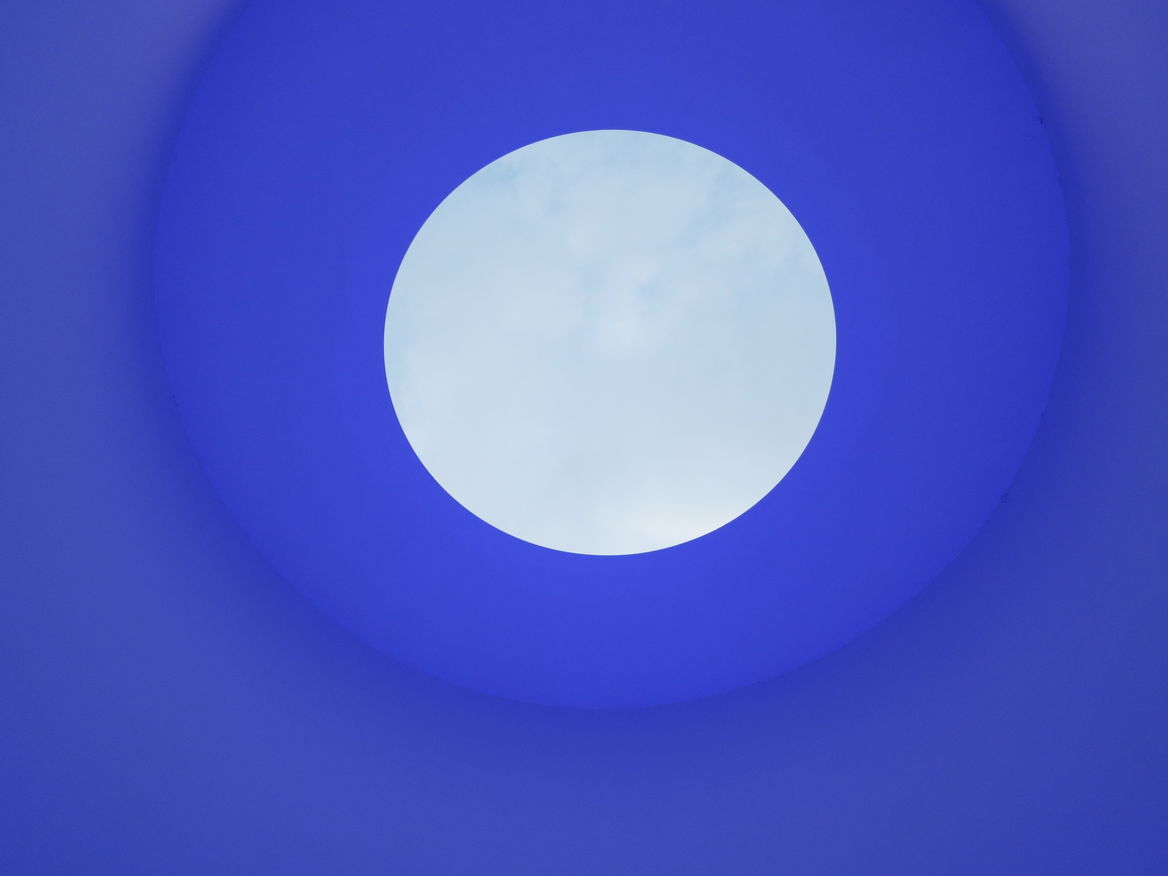James Turrells Skyspace