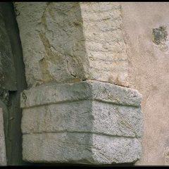Portalen på Onsjö stenhus i Vänersborg.