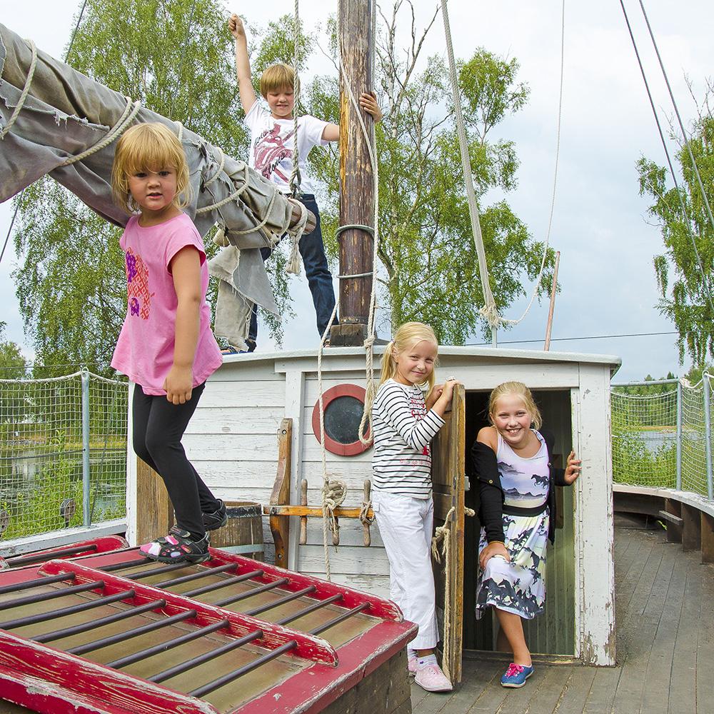 16 miljoner kronor till kulturarv runtom i landet