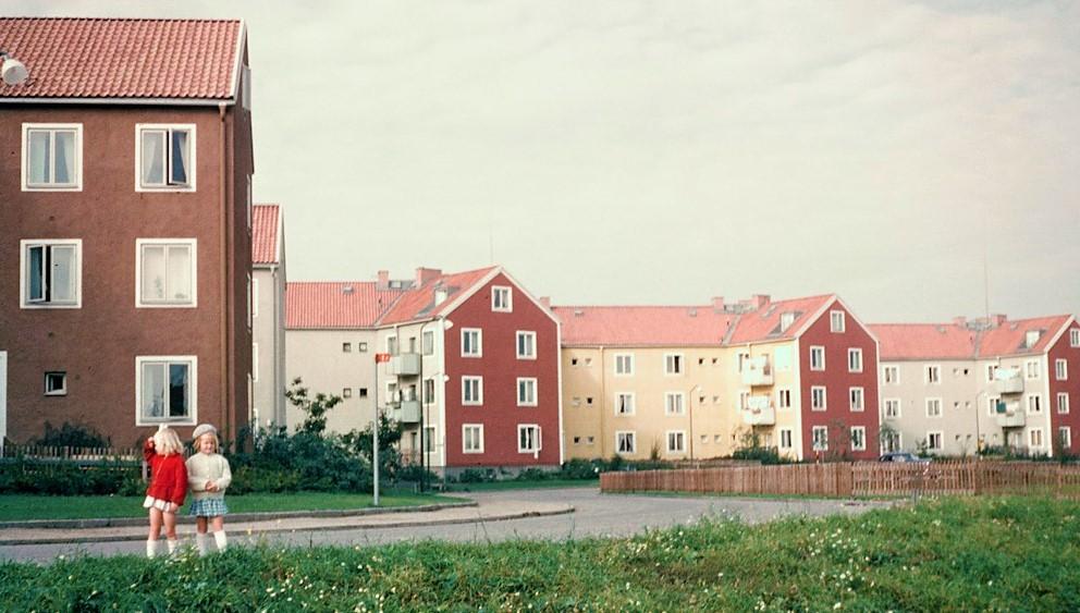 Bostadsbebyggelse Örebro