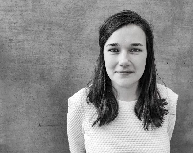 Porträtt på Larissa Borck
